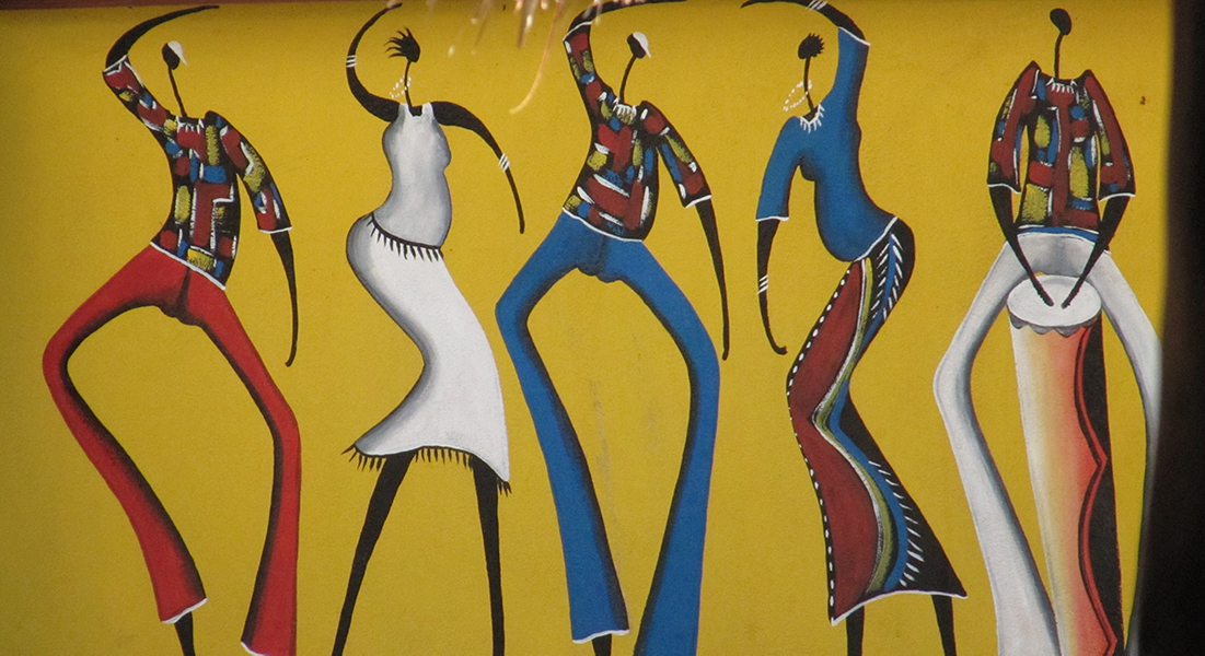 Art in Mozambique